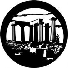 Rosco 71057 Temple of Apollo Gobo